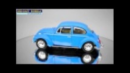 Volkswagen Beelte - Welly - 1:24