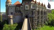 Замъка на Дракула и Янош Хунеяди, Румъния град Хунедоара