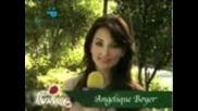 Angelique Boyer en entervista para Tvolucion