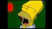 The Simpsons' Tgi Friday Commercia