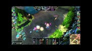 League of Legends Solomid vs Clg 1/3 Grand