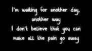 Sum 41 - Blood In My Eyes (with lyrics) [hd]