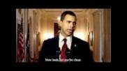 Президента Обама обявява смъртта на Осама бин Ладен (пародия)