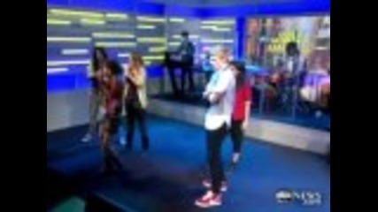 Lemonade Mouth - Determinate (good Morning America Live)
