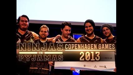 Cs:go / Ninjas In Pyjamas