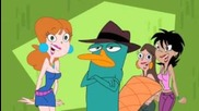 Phineas and Ferb   Song   Perry The Platypus' Theme Song   Hd, Captions (subtitles) & Loop