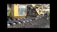 Как се строят релсите - Удивително