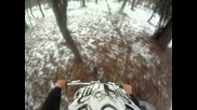 West Park Snow Riding Gopro Hd