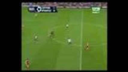 Брилянтен гол на Шаби Алонсо * От 64 метра