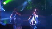 2 Cellos - концерт 20.02.2015