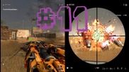 Serious Sam 3: Bfe - Split Screen Co-op - Part 11, The Last Man on Earth