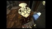Tekkit Survival-1ep 2p (строеж на къщата)