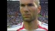 Най-великият Футболист На Всички Времена !!!! Zidane !!!!