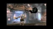 Mortal Kombat 9 - Kratos | gameplay trailer [hd]