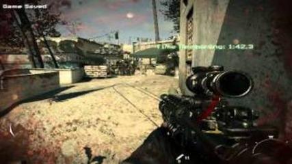 Modern Warfare Sp | Mission - Return to Sender