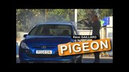 Pigeon (remi Gaillard) - Movie scene