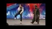 Britains Got Talent tiq dwamata naprawo gi razbiha