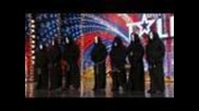 Britain's Got Talent: The Chippendoubles - Britain's Got Talent