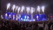 Laidback Luke @ Edc Las Vegas, Main Stage 2014-06-21