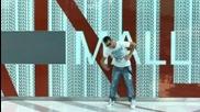 Невероятни танцови умения в Grand Mall Варна