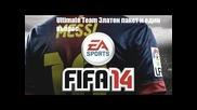 Fifa 14 Ultimate Team Златен пакет и един въпрос