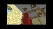 Minecraft България - Интериор на къща + декорации