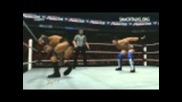 Wwe 12 - The Miz Vs Randy Orton Gameplay