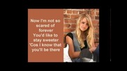Katelyn Tarver- Better with lyrics
