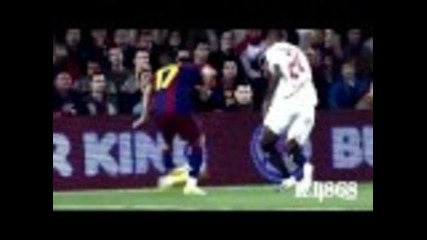 *new* Lionel Messi Barcelona 2011 New Season Hd