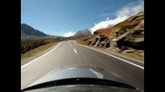 Driving the Alps - Bmw 335is