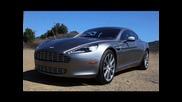 2011 Aston Martin Rapide Review