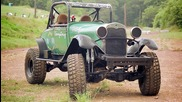 1929 Ford Model-a Off-road Racer! Dirt Every Day