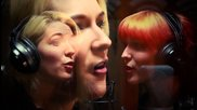 Monalisa Twins - Please Please Me (the Beatles cover)