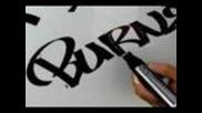 Molotow Burner Marker Art Primo Продукт Демо!!