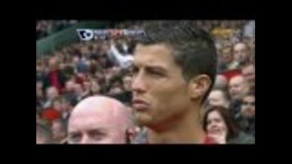 Cristiano Ronaldo Red Devil Hd