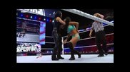 Wwe Superstars 06/02/11 -- Melina vs. Gail Kim