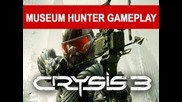 Crysis 3 Museum Hunter Gameplay (hd 1080p)