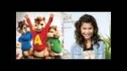 Chipmunks - Swag it Out ( Zendaya Coleman)