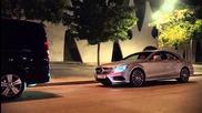Мерседес Бенц -- Интелигентен трейлър Mercedes-benz 2015 Cls - Intelligent Drive Trailer