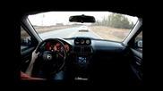 Разходка със Subaru Impreza Wrx Sti