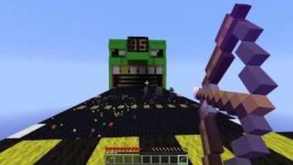 Minecraft - Zombie Siege - Zajebista Mapa!! - w/ Kubson1992