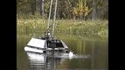 Rc Fishing Boat Frankenstein