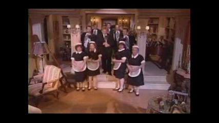 The nanny - season 6 best funniest moments of Niles and Cc - part 5