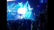 Pitbull New Years Eve 2013 at American Airlines Arena Miami Fl Yoa