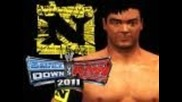 Smackdown Vs Raw 2011: Justin Gabriel Dlc-2