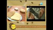 Д-р Гайдурков за хляба, маята, солта, меда, зехтина и варените яйца.