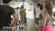 Violetta 3 - Репетиция на хореографията
