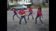 """Something to dance for/ttylxox mash up from """"shake it up"""" with the Stajettes"""