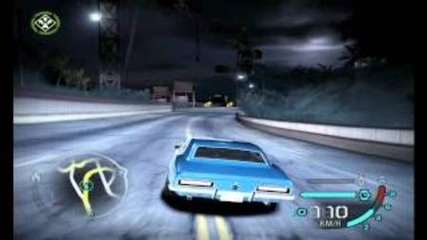 Need For Speed - Carbon #1