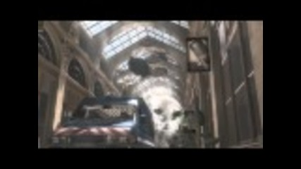 Call of Duty Modern Warfare 3 Official Reveal Trailer
